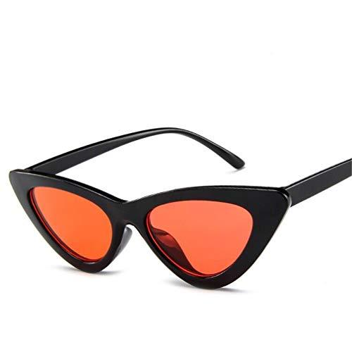 Fliegend Unisex UV400 Transparente Sonnenbrille Herren Damen Cateye Polarisierte Sonnenbrille Wayfarer Sollenbrille Gespiegelte Linse Ultra Leicht Mode