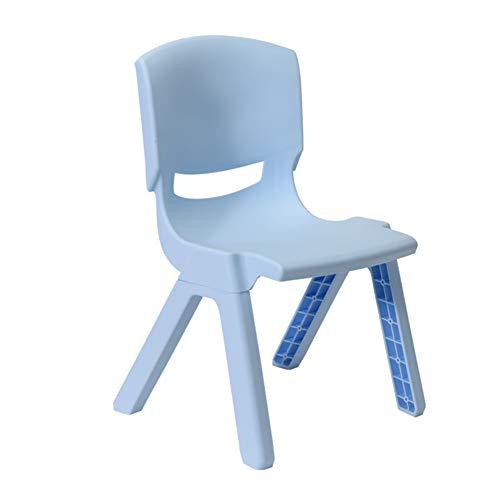 RXGY Kinderstuhl Stuhl Für Kinder Für INNEN & Außen, Kindermöbel Stapelbar/Kippsicher Für Mädchen & Jungen Stuhl Stühl,a