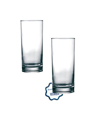 assergläser Wasserglas Trinkglas Gläser Longdrink 27 cl 270 ml Vitrea ()