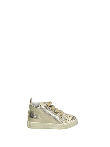Naturino FALCOTTO NEW JOKER Sneakers Bassa Bambina Oro