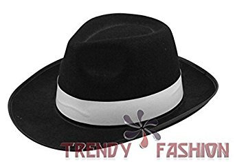 Costumes Al Capone - DÉGUISEMENT HOMMES ROBE AL CAPONE CHAPEAU GANGSTER