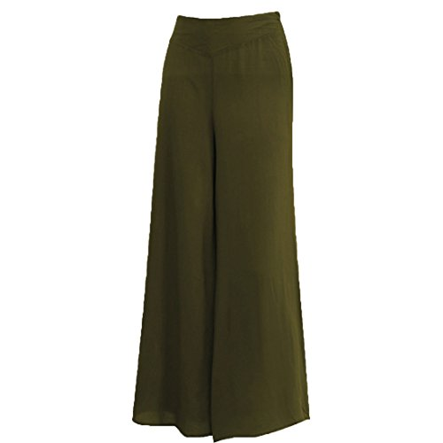 Deaman Primavera Pin Up Pantalones Kimono Anchos Pants Crossfit...