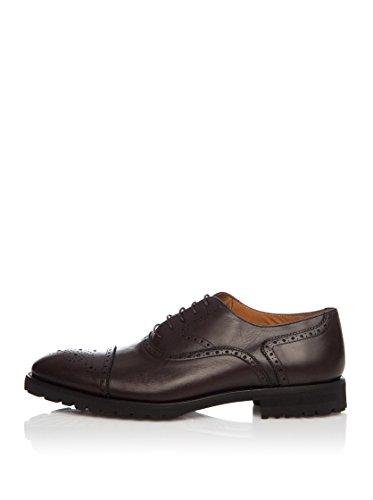 Pedro del Hierro Zapatos Oxford  Marrón Oscuro EU 43