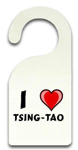 personalisierter-turhanger-turschild-mit-aufschrift-ich-liebe-tsing-tao-vorname-zuname-spitzname