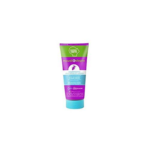 MOUSTIKOLOGNE shampooing anti-poux et lentes 100ML