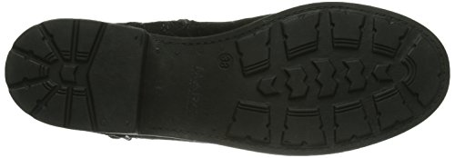 Marc Shoes Lara, Anfibi Donna Nero (Schwarz (100 black))