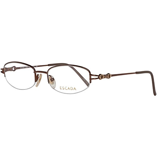 Escada Brille Damen Braun