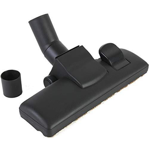 DeClean Bodendüse Düse 32-35 mm Kombidüse Ersatz für Eio Electrolux SEBO Staubsauger Universal umschaltbar für Laminat und Teppich