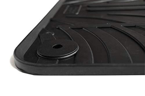 Just Carpets Passgenaue Kofferraummatte für Ihren CLA X117   Ausführung: Shooting Brake   Baujahr: 2015 - aktuell   Material: Gummi   Spitzenqualität