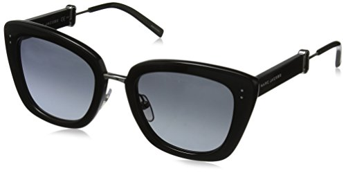 Marc Jacobs Damen MARC 131/S HD 807 53 Sonnenbrille, Schwarz (Black/Grey Sf),