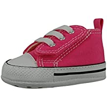 CONVERSE - FIRST STAR EASY SLIP HI 857429C - pink