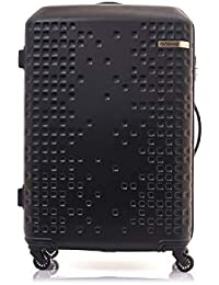Amercian Tourister Cruze ABS 80 cms Black Hardsided Carry-On (AN6 (0) 01 001)