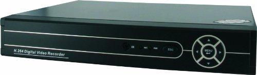 Flamingo FA420DVR 4-Kanal Digitalrekorder und 500 GB Festplatte / 4 Außenfarbkameras FA420DVR -