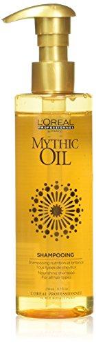 L'Oréal Professionnel - Shampooing Nutrition et Brillance - Mythic Oil - 250 ml