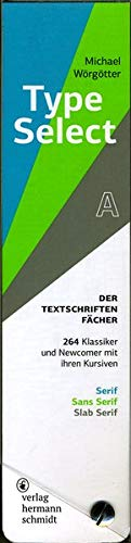 TypeSelect: Der Textschriften-Fächer