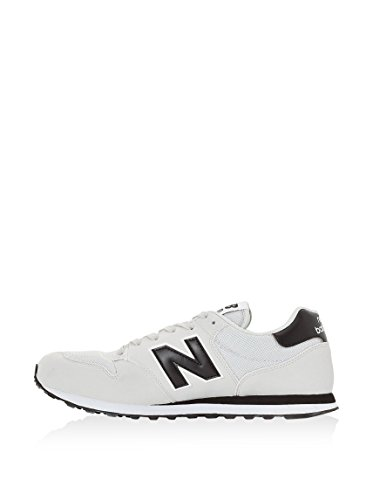 New Balance Gm500gwk D Lifestyle, Sneakers Basses Homme Blanc (White)