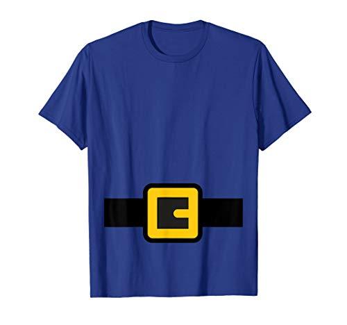 Zwergelf Zwerggggruppe Halloween-Kostüm Passende Outfits T-Shirt