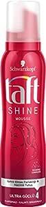 Schwarzkopf Taft Shine Mousse (150ml)