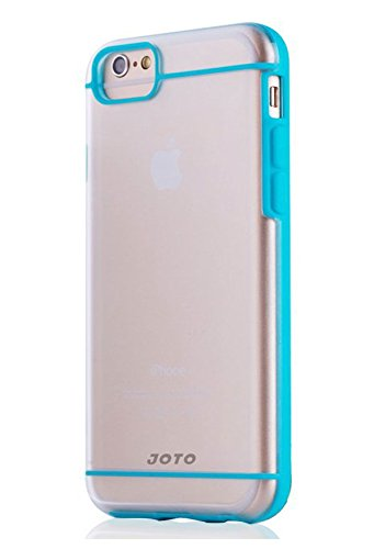 iPhone 6S/iPhone 6 4,7 Fall - JOTO Slim Fit Hybrid transparent
