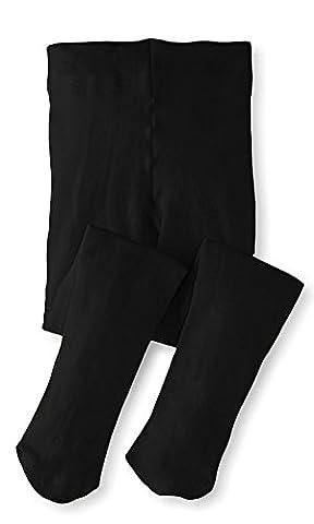 Banner Bonnie Fille Opaque Microfibre Danse Bas de Collants Uniforme Scolaire Pieds Collants(10-12