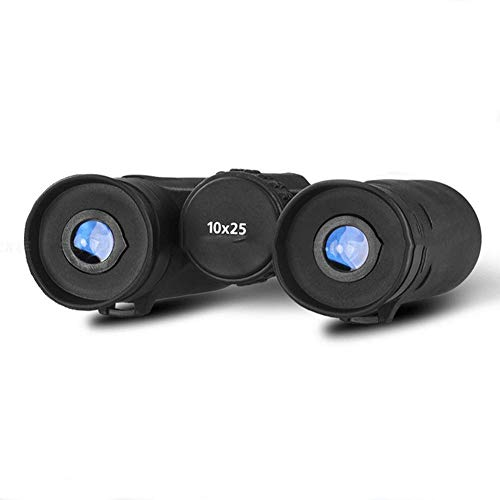 25 Night Vision (YUI Fernglas 10X25 Portable High Definition High Power Low Light Night Vision Non -Infrarot)