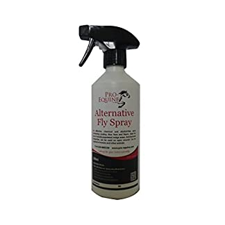 Alternative Fly Spray 500ml Natural Neem and Aloe Vera antibacterial repellent for fly and wound protection. 4