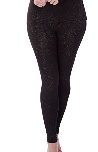 womens-charnos-second-skin-thermalwear-leggings-58440-black-silver-mix-medium