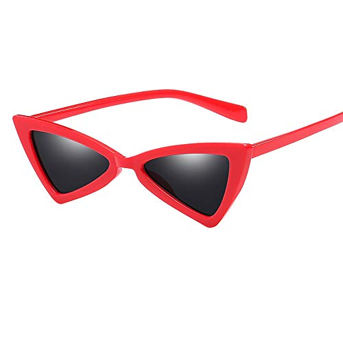 PinkLu GläSer Damen Neue Sonnenbrillen Sonnenbrillen Im Modetrend Sonnenbrille Mit UV-Schutz Schatten Sonnencreme Quadratische Linse Sommer Neuer HeißEr Verkauf 6-Farbige Brille