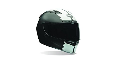 Bell 7069879 Casco per Moto, Rally Black Matt/White, Taglia S