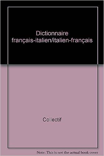 Livre Dictionnaire De Poche Italien Pdf Epub Qanoyeda502