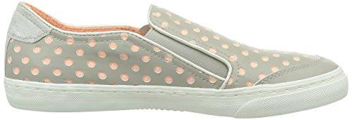 Sport scarpe per le donne, color Nero , marca GEOX, modelo Sport Scarpe Per Le Donne GEOX D NEW CLUB A Nero Grigio (grigio)