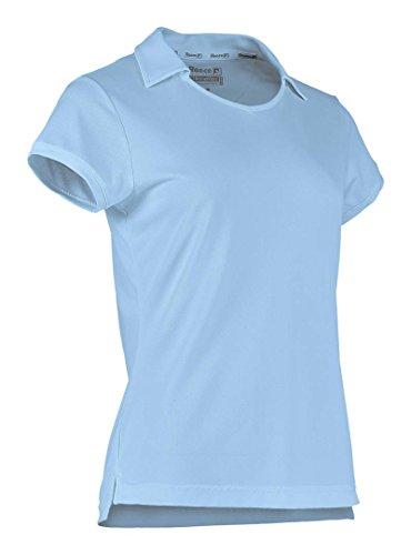 Reece Hockey Isa ClimaTec Polo Damen - Sky Blue, Größe Reece:S