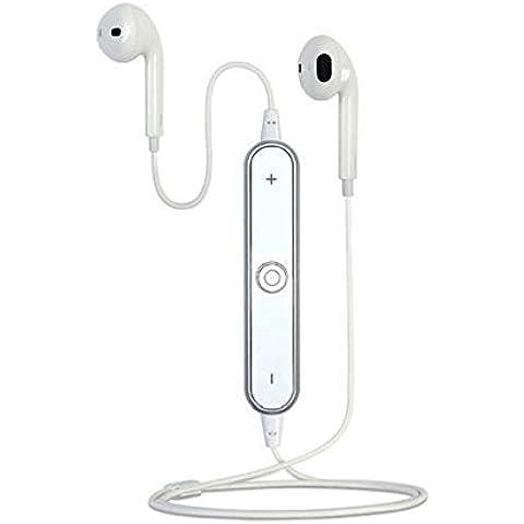 thanly–Cuffia Wireless stereo Bluetooth V4.0con Microfono Auricolari