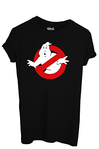 T-Shirt GHOSTBUSTERS - FILM by iMage Dress Your Style - Bambino-XS-NERA