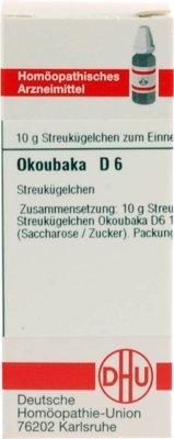 DHU Okoubaka D6, 10 g Globuli