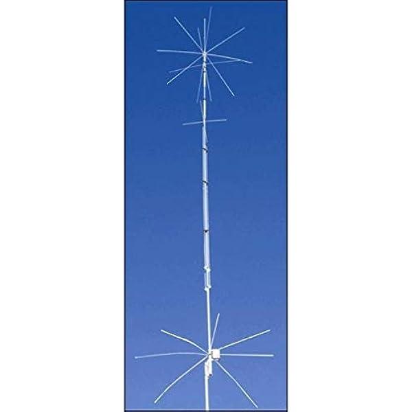 Cushcraft R9 Antena vertical para las bandas de 6, 10, 12, 15 ...