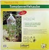 Unimet Tomatenschutz mit 2 Ringen-584206, silber, 25 x 10 x 10 cm, 141034