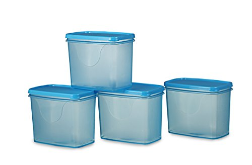 All Time Plastics Sleek Container Set, Set of 4