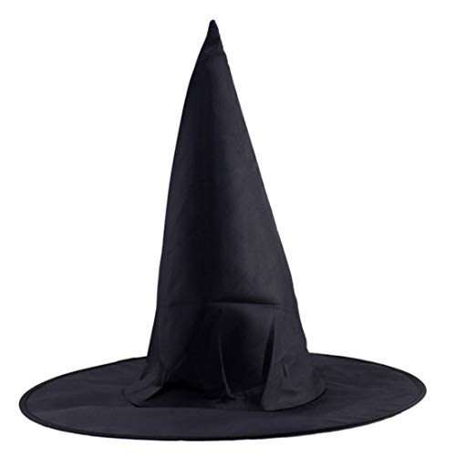 Partiss Halloween Hexenhut mit Schnalle Zaubererhut Halloween Hexen -