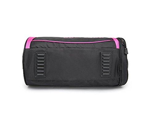 LAIDAYE Sport-und Fitness-Yoga-Tasche Packtaschen Sporttasche Fitnesstasche Große Kapazität Handtasche Blue