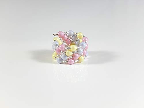Spiralring Ring Fingerring Geschenk Geburtstag Freundin