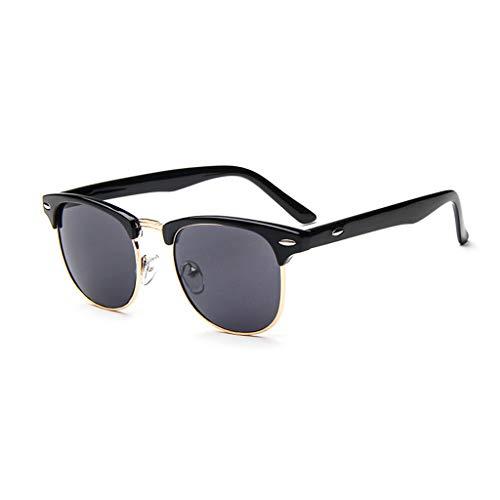 Xiuxiushop Bambus polarisierte Sonnenbrille Männer Frauen Holz Gläser für Wassersport und Outdoor-Aktivitäten (Color : C2)