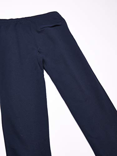 Nike Men's M NSW CLUB JGGR BB Pants, Obsidian/White, L Img 2 Zoom