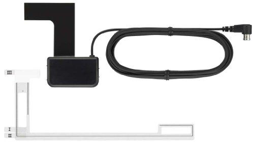 Kenwood DAB-Antenne CX-DAB1 Scheibenklebeantenne für alle DAB/DAB+ Geräte mit SMB-Anschluss, Phantomeinspeisung 9-16 Volt