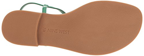 Nine West Gona Leder Damen Grün