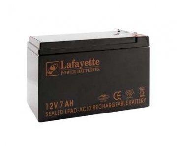 batteria 12V 7AH 02090095 La Fayett
