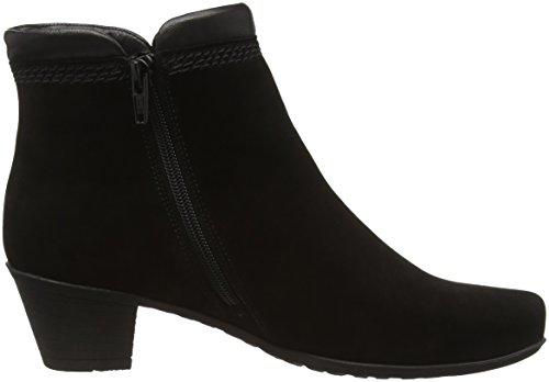 Gabor Shoes Sport, Stivaletti Donna Nero (Schwarz 17)