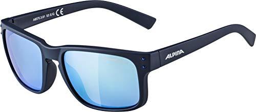 ALPINA Erwachsene Kosmic Sonnenbrille, Nightblue matt, One Size