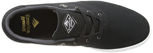 Herren Skateschuh Emerica The Reynolds Cruiser Lt Skateschuhe Black/White