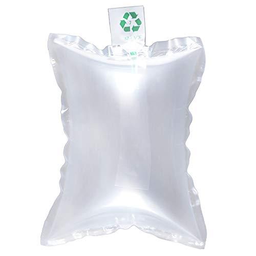huwaioury 25x30cm aufblasbare puffertasche Luftpolster Kissen luftpolsterfolie Maker Express Paket